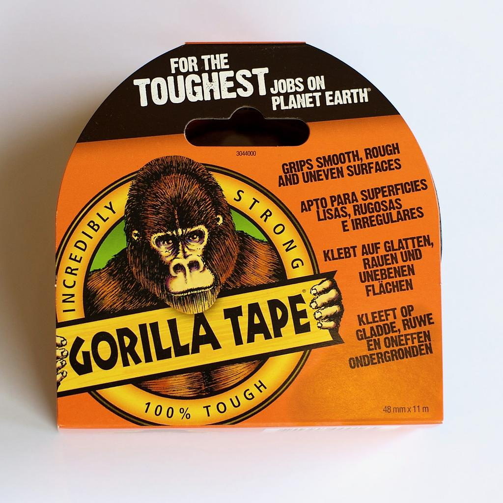 Gorilla / Gorilla Tape 48 mm x L 11 m