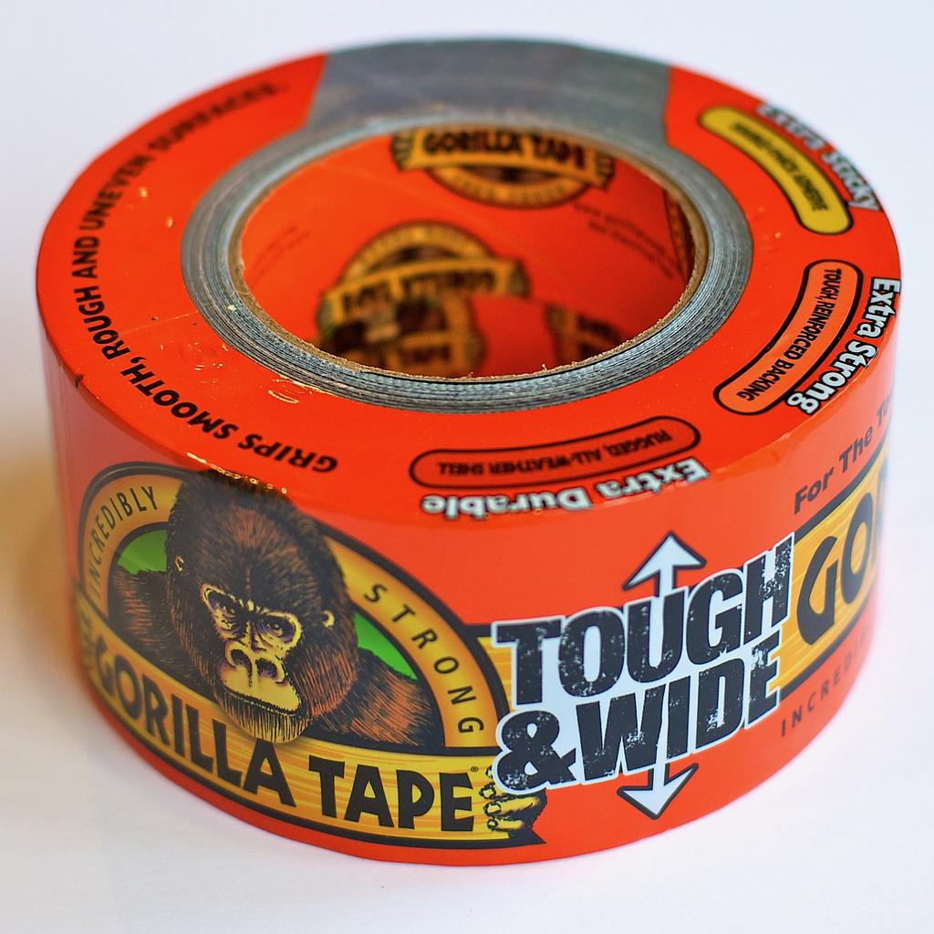 Gorilla / Gorilla Tape 73 mm x L 27 m
